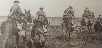 Canadian Light Horse Canadian Light Cavalry Going To Vimy Thegreatwarchannel