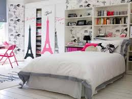 image of paris themed wall decor style