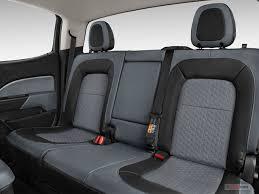 2018 chevrolet colorado rear seat