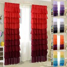 Maroon Curtains For Bedroom Popular Scenic Curtains Buy Cheap Scenic Curtains Lots From China