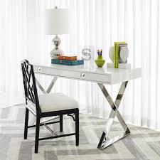 channing desk  modern furniture  jonathan adler