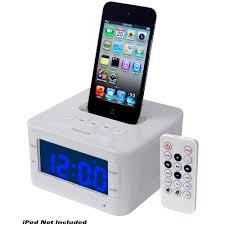 Pyle - PICL52W , Home and Office , SoundBars - Home Theater , Radio Alarm  Clock