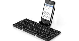 Jorno <b>folding Bluetooth keyboard</b> – ideal for iPhone and iPad