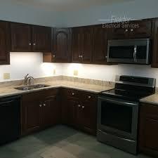 Kitchen Countertop Lighting Under Cabinet Lighting Fielder Electrical Services Inc