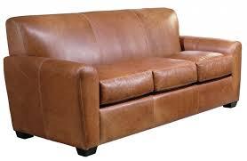 omnia leather jackson leather sleeper sofa reviews wayfair