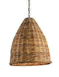 currey and company lighting fixtures. Currey \u0026 Company 9845 Basket Pendant In Natural And Lighting Fixtures H