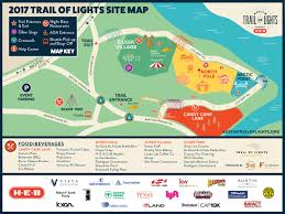 2018 event site map