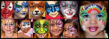 best face painting in alabama by magic city face art