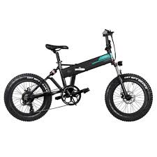 <b>FIIDO M1</b> Folding <b>Electric</b> Moped <b>Bike</b> Max 24km/h Black
