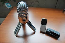 Mobile-review.com Обзор <b>микрофона Samson Meteor Mic</b>