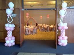 Sports Themed Balloon Decor Baby Shower Gallery Iii