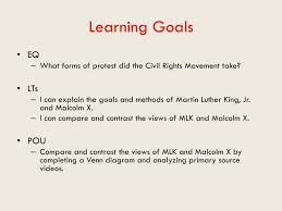 Mlk Vs Malcolm X Venn Diagram Ppt Do Now Powerpoint Presentation Id 1607226