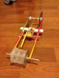 mousetraps in motion use the spring loaded action of a mousetrap  mouse trap car