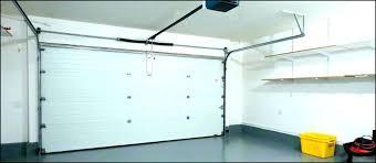 average cost install garage door opener