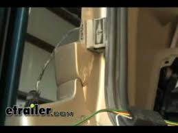 trailer wiring harness installation 2001 dodge grand caravan trailer wiring harness installation 2001 dodge grand caravan etrailer com