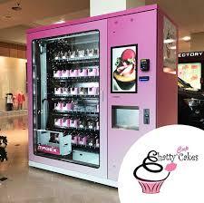 Cupcake Vending Machine Cool Automated Cupcake Machine MAGEX