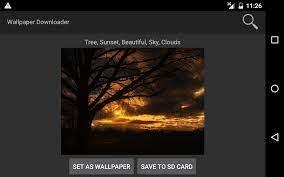 Wallpaper Downloader HD APK 1.1.7 ...
