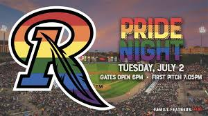 Pride Night At Frontier Field This Season Wxxi News