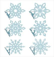 Snowflakes Template Pdf Snowflake Template 11 Free Pdf Download Sample