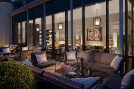 Living Room Bar And Terrace Discover Lausanne And Areas Royal Savoy