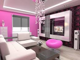 Pink Living Room Interesting Decoration Pink Living Room Furniture Plush Design
