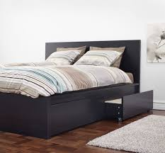 ikea storage bed. Simple Ikea Ikea Malm Storage Bed Pleasing For Designing Home Inspiration With  Decorating Intended