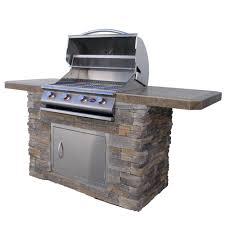 Stainless Steel Outdoor Kitchen Outdoor Kitchen Island Outdoor Kitchens Outdoor Cooking