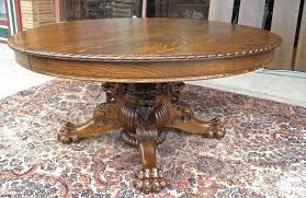 claw foot coffee table antique oak dining table with lion and claw feet diameter brass claw claw foot coffee table antique