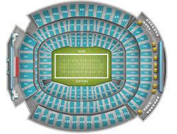 Tiaa Field Seating Chart Football Stadium Jacksonville Fl Sportsbookservice03