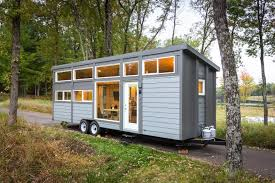 Small Picture See what splurging on a tiny house on wheels gets you in the
