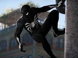 Black Spiderman 4k 4k-wallpapers ...