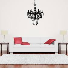 chandelier wall decal on art deco style wall decals with decorative wall decals funny decals funny wall decals humor