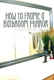 fine how to remove a bathroom mirror glued to the wall how to remove a bathroom
