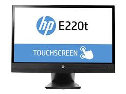 Hp Display And Notebook Ii Stand HP EliteDisplay E100t LED monitor Full HD 100p 100100 84