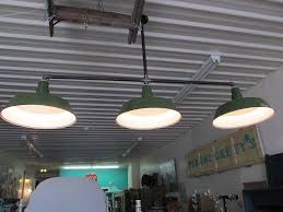 vintage kitchen lighting fixtures. Kitchen Retro Light Fixtures Shocking Pict Only Three Vintage Enamel That He Took Lighting N