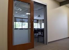 commercial interior glass door interior glass barn doors ad systems