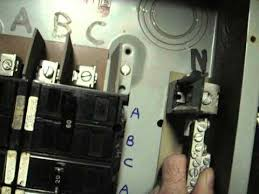 three phase breaker box and how it holds or pole breakers three phase breaker box and how it holds 1 2 or 3 pole breakers