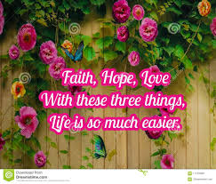 Inspirational Background Floral Graphic Stock Image Image Of Hope