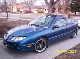 2004 Pontiac Sunfire - Information and photos - MOMENTcar