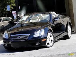 2004 Black Onyx Lexus SC 430 #96805207 | GTCarLot.com - Car Color ...