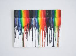 Introduction: Melted Crayon Art