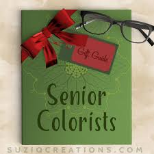 gifts for senior colorists suziq creations