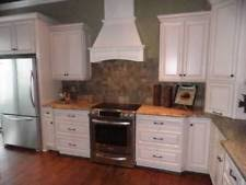 maple kitchen cabinets. Modren Cabinets Hatteras White Maple Kitchen CabinetsSample DoorRTA  All Wood Ship  Anywhere And Cabinets