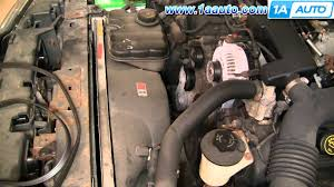 lincoln town car engine diagram how to install repair replace serpentine belt tensioner lincoln how to install repair replace serpentine belt 1999 lincoln town car wiring diagram wirdig