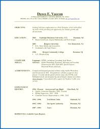 Sample Resume For Hospitality Industry Objective For Resume In Hospitality Industry Sample Objective Resume 12