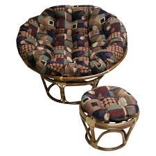 Papasan Chair Cushion Cover | Papasan Slipcover | Mamasan Chair Cushion