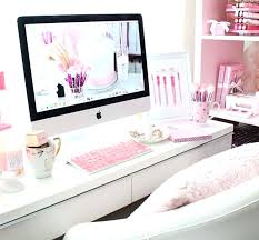 elegant pink and white desk design dreaming of this legare select kids