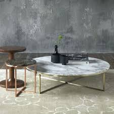 brass marble coffee table round marble coffee table with brass copper marble top brass leg coffee table