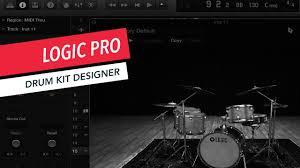 Drum Machine Designer Logic Pro X Download How To Use Drum Kit Designer Logic Pro X Tutorial Beginner Berklee Online