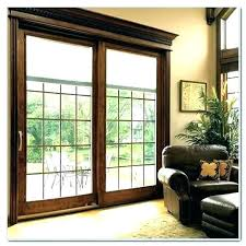 4 panel sliding patio doors gliding door with blinds inside french pa